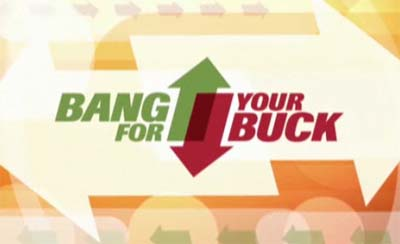 Bang for Your Buck logo
