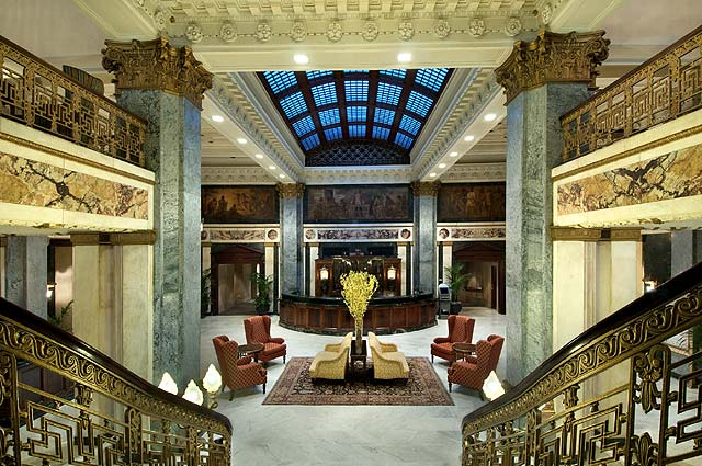 Photo of Historic Seelbach Hotel in Louisville KY