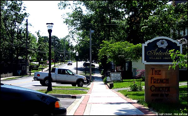 Photo of Main Street in Middletown Louisville named a Greatest Places to Live in America