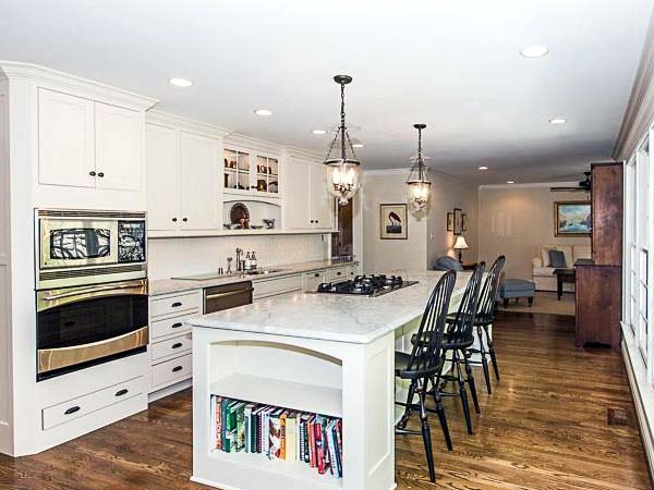 Photo of kitchen remodeling ideas #5 with Monochrome For Ultra Bright Look