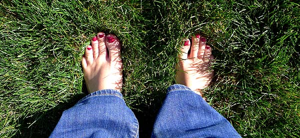 10 Louisville Stereotypes: bare feet
