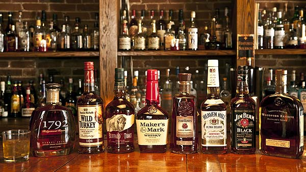 10 Louisville Stereotypes: Bourbon is Big