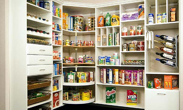 Women Call the Shots on the Pantry