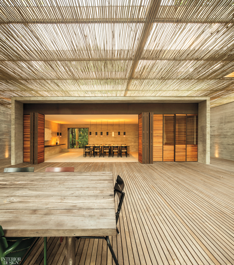 Photo of Porto Segura, Brazil Residence by Studio MK27. Photography by Fernando Guerra/FG + SG Architectural Photography.