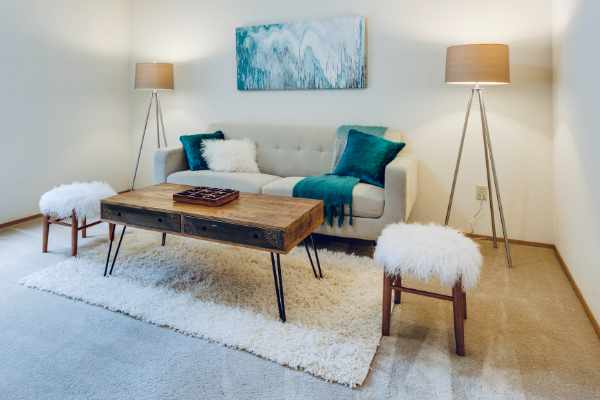 Photo of minimalist interior design which is great for home staging
