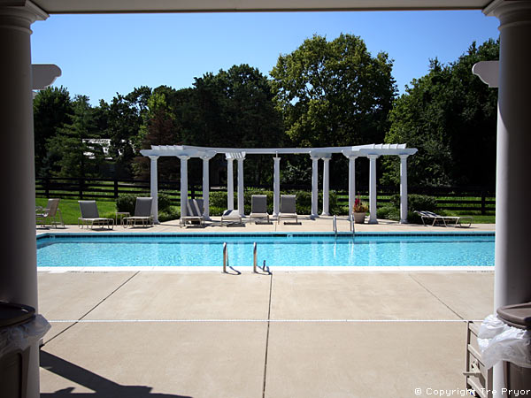 Photo of the Community pool for the Asbury Park neighborhood