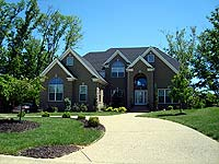 Photo of homes in Glenmary Louisville Kentucky