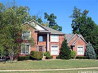 Photo of house in Glen Oaks Louisville Kentucky