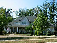 Photo of homes in Glen Oaks Louisville Kentucky