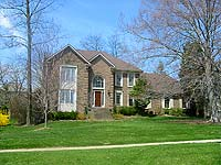 Photo of house in Lake Forest Louisville Kentucky