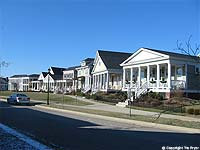 Photo of homes in Norton Commons Louisville Kentucky