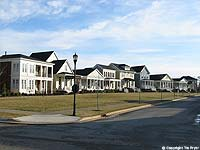 Photo of houses in Norton Commons Louisville Kentucky