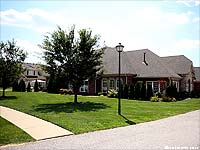 Photo of patio homes in Notting Hill Louisville Kentucky