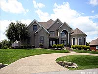 Photo of home in Persimmon Ridge Louisville Kentucky
