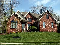 Photo of home in Pine Valley Estates Louisville Kentucky