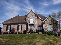 Photo of house in Pine Valley Estates Louisville Kentucky