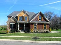 Photo of home in Rock Springs Louisville Kentucky