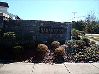 Photo of Entry into Saratoga Springs Louisville Kentucky
