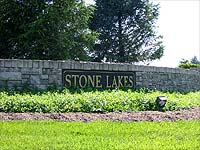 Photo of Entry into Stone Lakes Louisville Kentucky