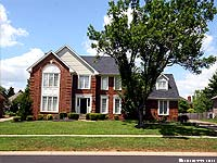 Photo of homes in Woods Of St. Thomas Louisville Kentucky
