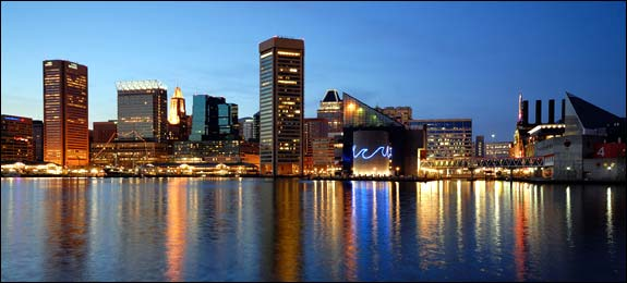 Photo of Baltimore Maryland